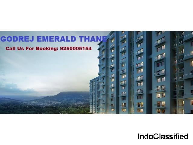 Book Ultra Luxury Flats in Godrej Emerald Thane, Mumbai