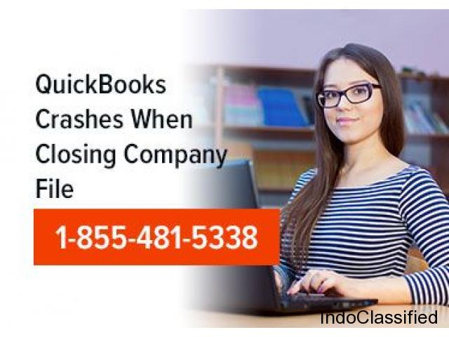 Update quickbooks company file