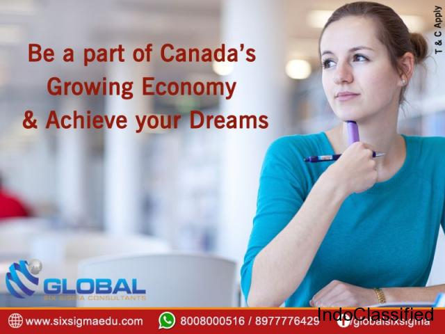 Study in Canada | Study in Canada for Indian Students - Global Six Sigma