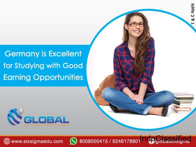 Study in Germany | Study Masters in Germany for free
