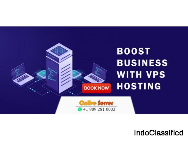 Cheap VPS Hosting With DDoS by Onlive Server