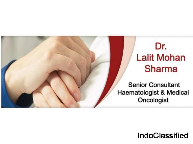 Dr. Lalit Mohan Sharma - Best Oncologist in Jaipur, Cancer Specialist in jaipur