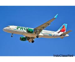 Book Your Flight Ticket with Ease on Frontier Airlines Reservations
