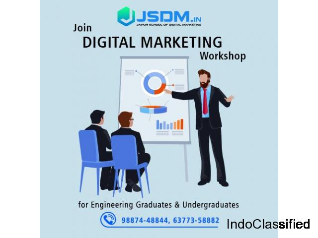 Jsdm Digital marketing training Institute in Jaipur