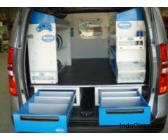 SHELVING FOR VANS SYNCRO