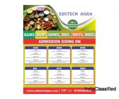 Confirm BAMS Admission in Agra in Best ayurvedic colleges