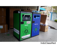 Smart solid waste collection system to assist you in keeping the city clean.
