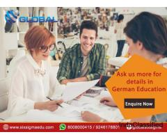 Best study in Germany consultants in Hyderabad | Global Six Sigma
