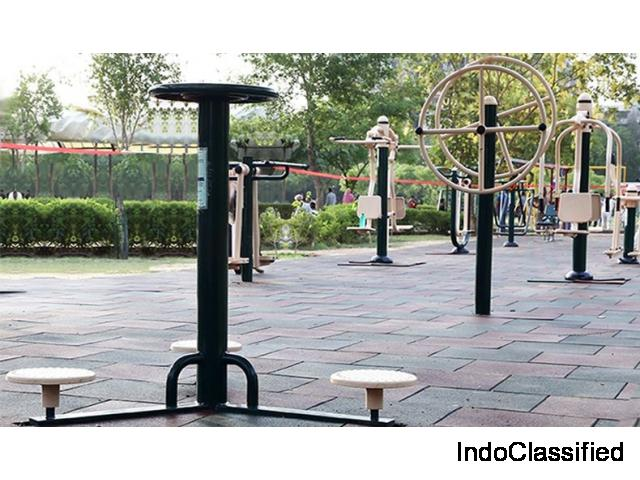 SPECIAL OFFER OUTDOOR GYM EQUIPMENT AT BEST PRICE RATE  -  SURGEFIT