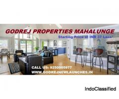 Pre Launch Booking opens in Godrej Mahalunge Pune