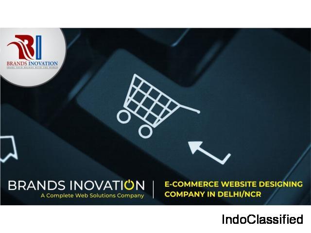 Top E-Commerce Web Designing Company in New Delhi