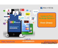 B2B/B2C mobile recharge Software Solution Provider