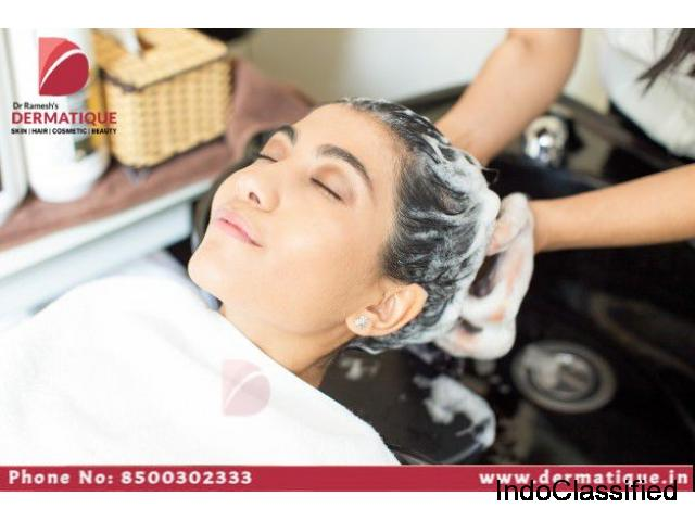 Hair Spa In Banjara hills