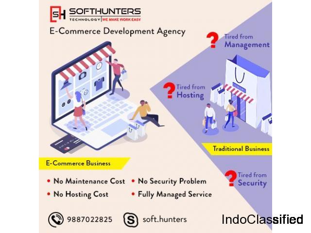 Softhunters Web Design Company in Jaipur