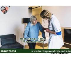 Best Old Age Homes In Secunderabad