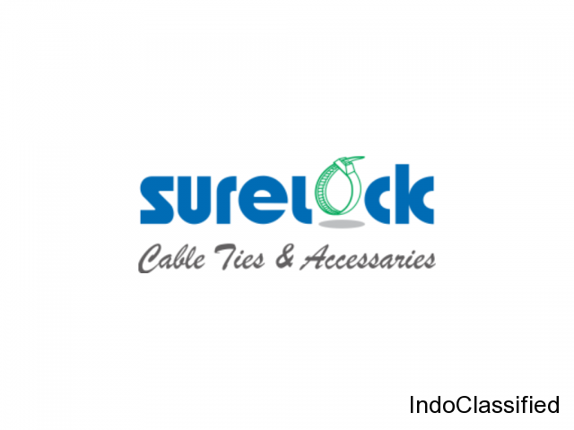 UV Resistant Cable Ties | Surelock Plastics | UV Black Cable Ties