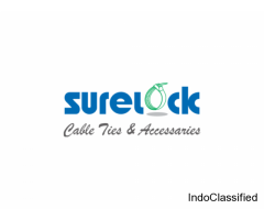 UV Resistant Cable Ties | Surelock Plastics | UV Black Cable Ties