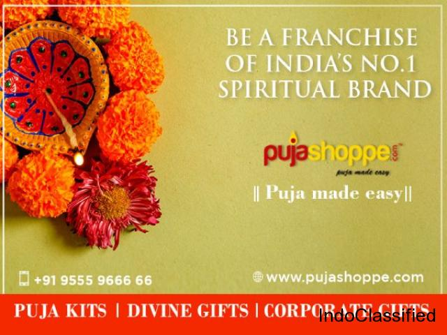 Invite success by performing a pooja for your new shop
