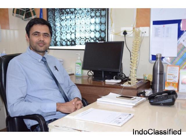 Dr. Mukesh Bhaskar - Neurosurgeon in Jaipur, Spine surgeon