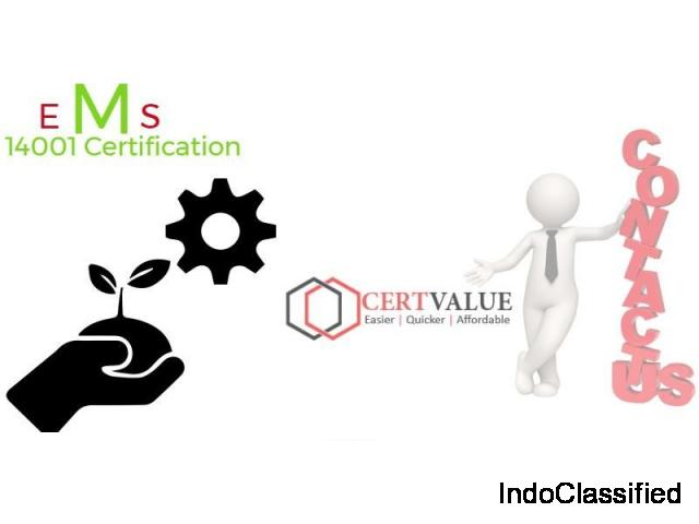 ISO 14001 Certification in Bangalore