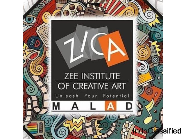 ZICA - Best Visual Effects & Animation Institute in Malad