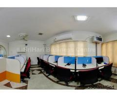 Shared Office Space in Chennai