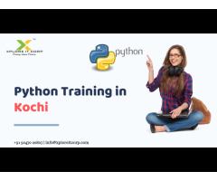python training in kochi, python course in kochi