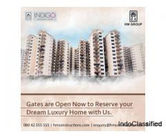 Gated community flat in JP Nagar