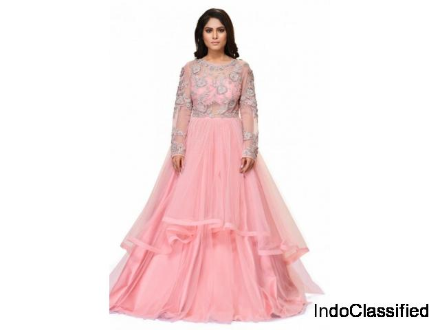 Shop for Indo western gown collection online for women at best prices