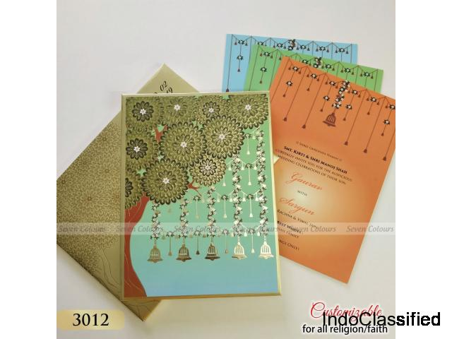Tamil Wedding Cards