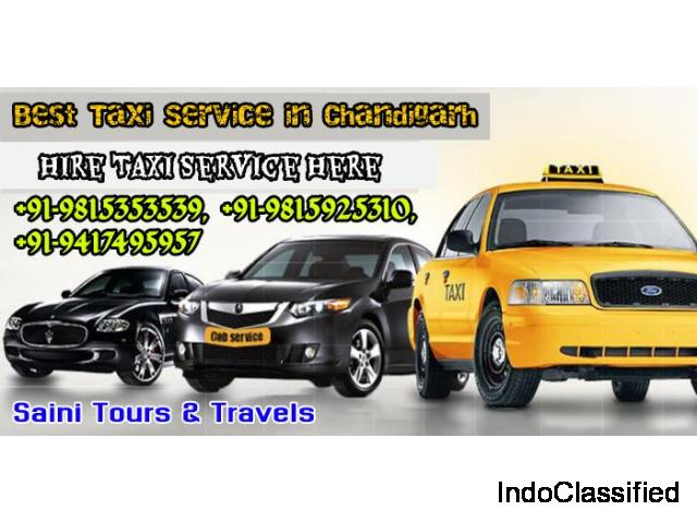Taxi for Chandigarh to Delhi Airport