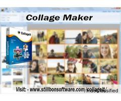 Get Online CollageIt Maker Tool to Generate a Collage of Multiple Pictures
