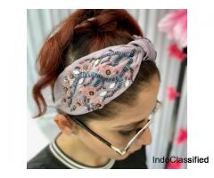Buy Sakura Cherry Blossom Turban Cute Headbands for Adults