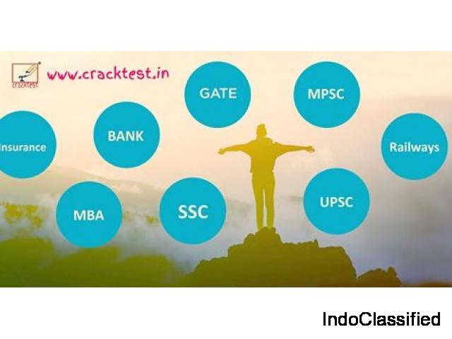 Free Mock Test SBI Clerk IBPS Railway Exam Free Mock Test Online