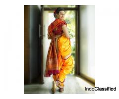 Get Best Readymade Nauvari Sarees Shops in Dadar