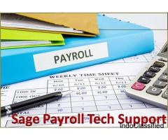 Sage 2019 Payroll Support Number