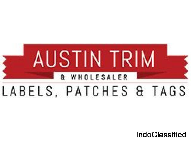 Woven Labels | Quality Custom Clothing and Cheap | AustinTrim.Co