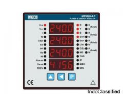 Use Best Quality Multifunction Meters from Meco Instruments