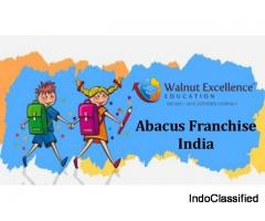 Now Get Best Abacus Franchise Exclusively from Walnut Excellence