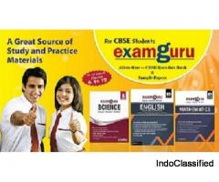 Examguru CBSE Question Bank for classes 6 to 12 at best Affordable Price
