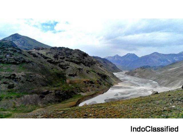 Hampta Pass Trek – Trek in Himachal
