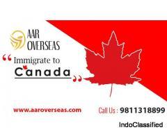 Study in Canada Consultants in Delhi - Aar Overseas