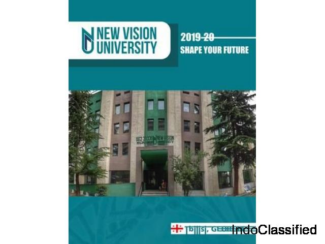 New Vision University Georgia | Admission 2019 | NVU Rank
