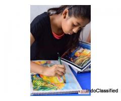 fine art certificate by raghuvansham