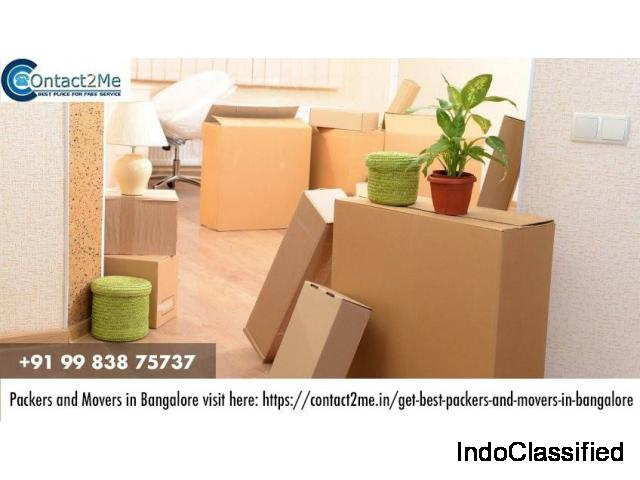 Local shifting in Local shifting in Bangalore