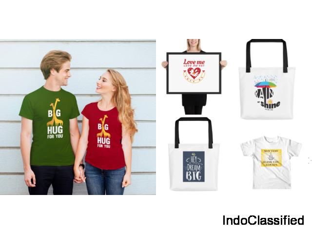 Buy stylish t-shirt for men | Unisex clothes