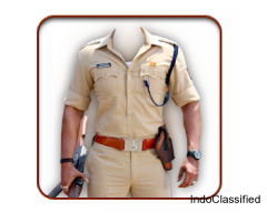 Police Suit Photo Editor - Man Police Photo Suit