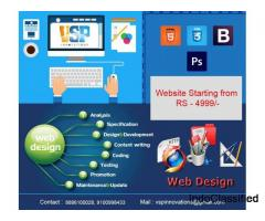 Responsive Website - With Free Web Hosting