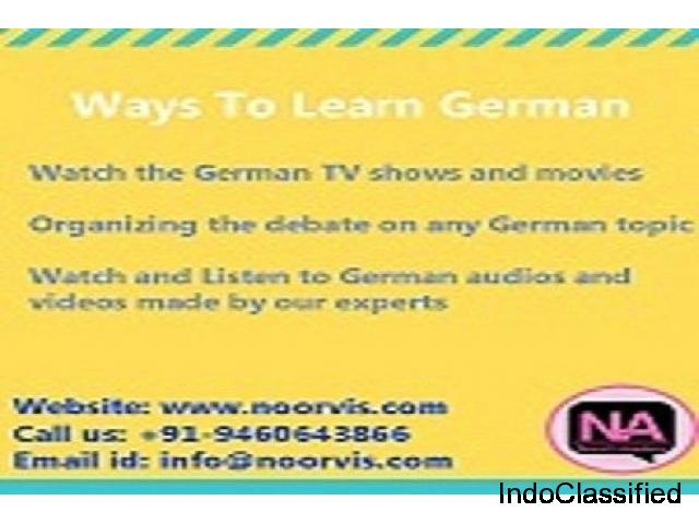 Ways To Learn German