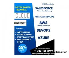 AWS Online IT training